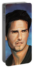 Tom Cruise Portable Battery Charger