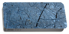 Vegetation After Ice Storm  Portable Battery Charger