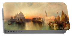 View Of Venice Portable Battery Charger