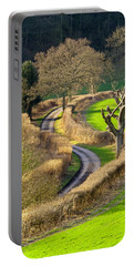 Winding Country Lane Portable Battery Charger
