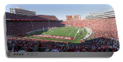 0251 Camp Randall Stadium - Madison Wisconsin Portable Battery Charger