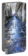 0270 French Quarter 2 - New Orleans Portable Battery Charger