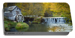 0291 Hyde's Mill Wisconsin Portable Battery Charger