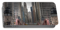 0295 Lasalle Street Chicago Portable Battery Charger