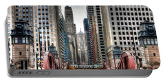 0295b Lasalle Street Bridge Portable Battery Charger