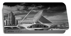 0352 Milwaukee Art Museum Infrared Portable Battery Charger