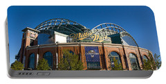 0386 Miller Park Milwaukee Portable Battery Charger