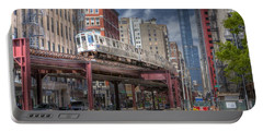 0489 Wabash Avenue Chicago Portable Battery Charger