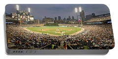 0555 Comerica Park Detroit Portable Battery Charger