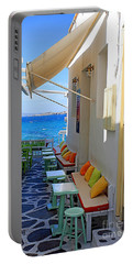 0560 Mykonos Greece Portable Battery Charger