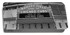 0600 Wrigley Field Portable Battery Charger