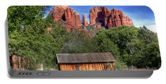 0682 Red Rock Crossing - Sedona Arizona Portable Battery Charger