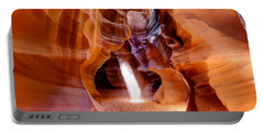 0728 Upper Antelope Canyon - Arizona Portable Battery Charger