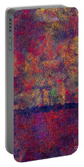 0799 Abstract Thought Portable Battery Charger