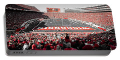0811 Camp Randall Stadium Portable Battery Charger
