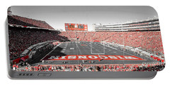 0813 Camp Randall Stadium Panorama Portable Battery Charger