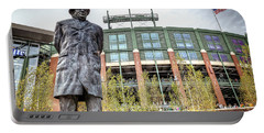 0853 Lombardi Statue Portable Battery Charger