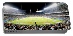 0856 Soldier Field Panoramic Portable Battery Charger