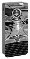 1923 Duesenberg Model A Touring Hood Ornament Portable Battery Charger