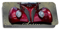 1939 Ford Coupe Portable Battery Charger