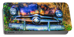 1950 Ford To Be Reconditioned Portable Battery Charger