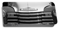 1952 Chevrolet Pickup Truck Grille Emblem Portable Battery Charger