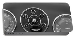 1953 Aston Martin Db2-4 Bertone Roadster Instrument Panel Portable Battery Charger