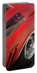 Portable Battery Charger featuring the photograph 1970 Dodge Challenger R/t by Gordon Dean II