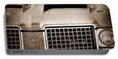1972 Oldsmobile Grille Emblem Portable Battery Charger