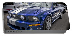 2008 Ford Shelby Mustang With The Roush Stage 2 Package Portable Battery Charger