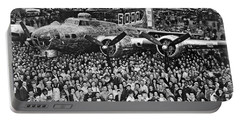 5,000th Boeing B-17 Built Portable Battery Charger