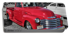 '53 Chevy Truck Portable Battery Charger