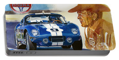 64 Cobra Daytona Coupe Portable Battery Charger