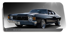 '72 Chevelle Portable Battery Charger