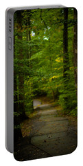 A Walk In The Woods Portable Battery Charger
