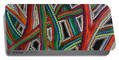 Aboriginal Inspirations 8 Portable Battery Charger