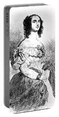 Adele Foucher Hugo (1804-1868) Portable Battery Charger