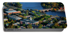Aerial View Of Cambridge And Anderson Portable Battery Charger