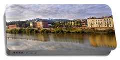 Along The Arno Portable Battery Charger