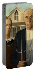 American Gothic Portable Battery Charger