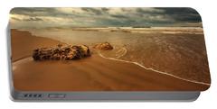 Ashdod Beach Portable Battery Charger