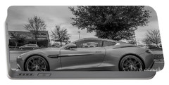Aston Martin Vanquish V12 Coupe Portable Battery Charger