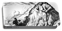 Atlas And Perseus, Greek Mythology Portable Battery Charger
