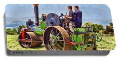 Aveling Roller Portable Battery Charger