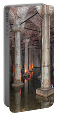 Basilica Cistern 02 Portable Battery Charger