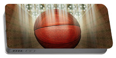 Basketball Museum Portable Battery Charger