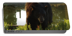 Bear 1 Portable Battery Charger