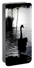 Black Swan Portable Battery Charger