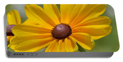 Blackeyed Susan Flower Portable Battery Charger