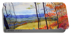 Blue Ridge Mountains Of West Virginia Portable Battery Charger
